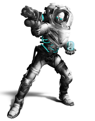 Mr. Freeze (Arkhamverse)