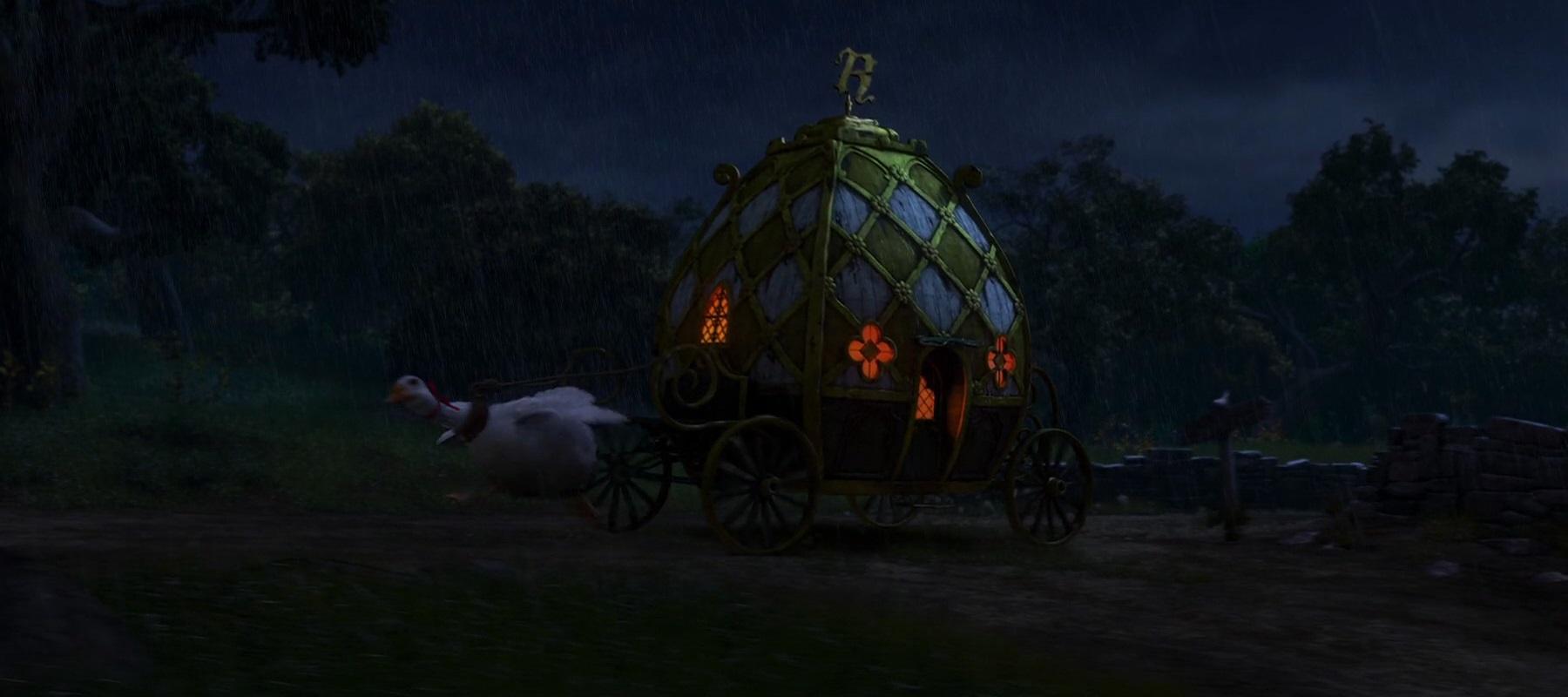 Rumpelstiltskin's Carriage