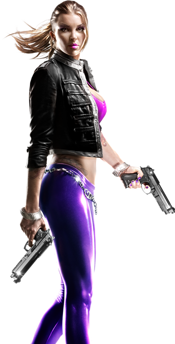 Shaundi (Saints Row)