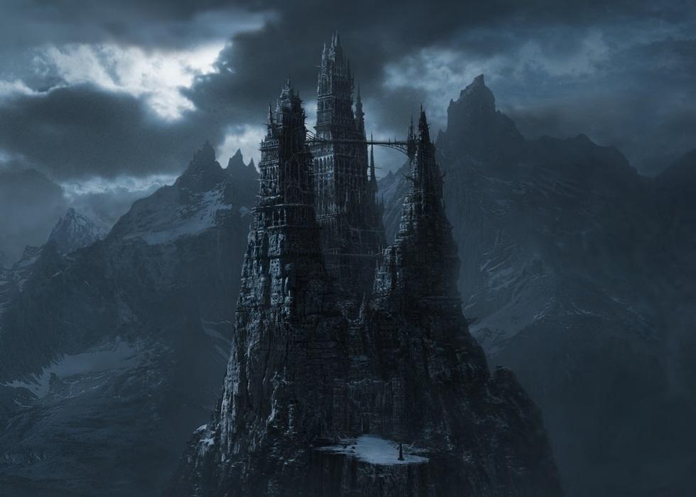 Castle Dracula (Van Helsing)