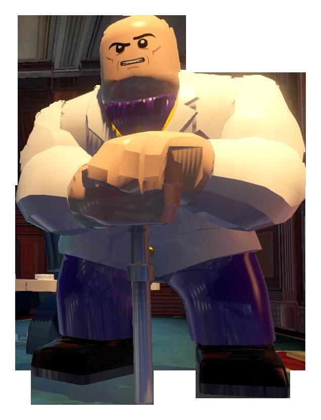 Kingpin (LEGO Marvel Super Heroes)