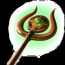 The Amulet Staff of Shinnok