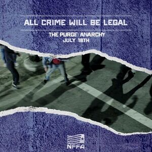 All Crime Will Be Legal
