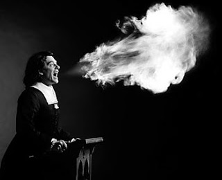 Fire and Brimstone Preaching