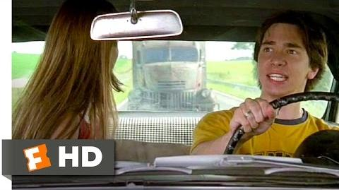 Jeepers Creepers (2001) - Run Off the Road Scene (2 11) Movieclips