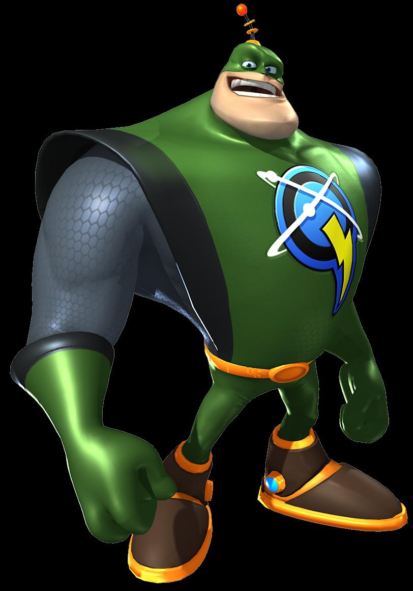 Kapitan Qwark