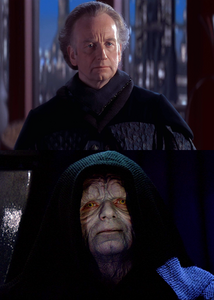 Palpatine - Two Sides