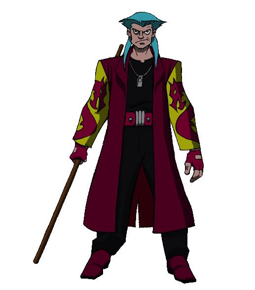 John (Wojownicze Żółwie Ninja)