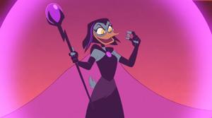 Magica De Spell rising to power
