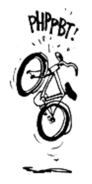 Calvin's Killer Bicycle