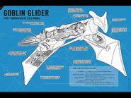 Goblin Glider Schematics Marvel Earth 616