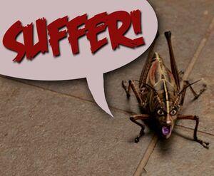 Suffer!