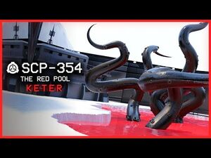 SCP-354 │ The Red Pool │ Keter │ Extradimensional SCP