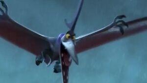 Thunderclap attacking