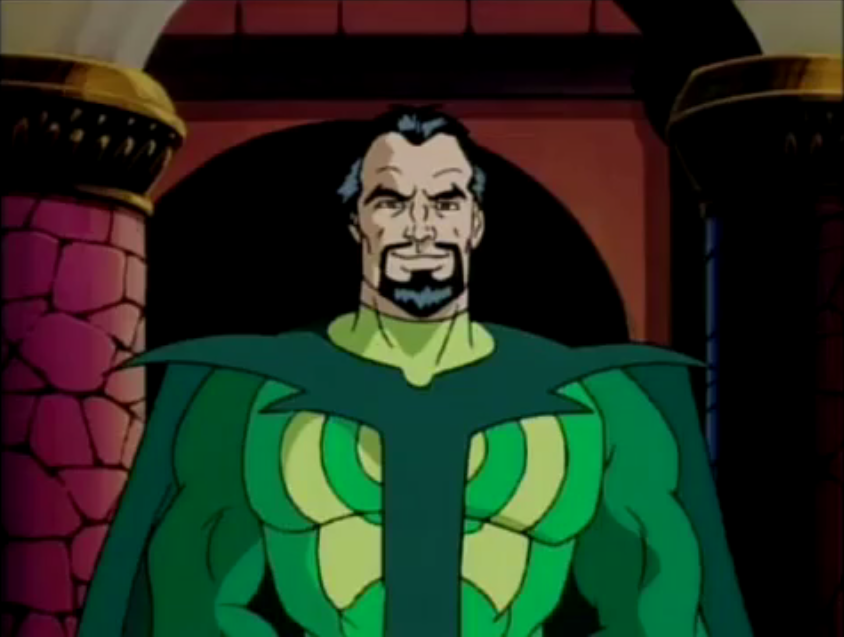 Baron Mordo (Marvel Animated Universe)