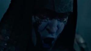 Ronan vowing he will destroy Xandar