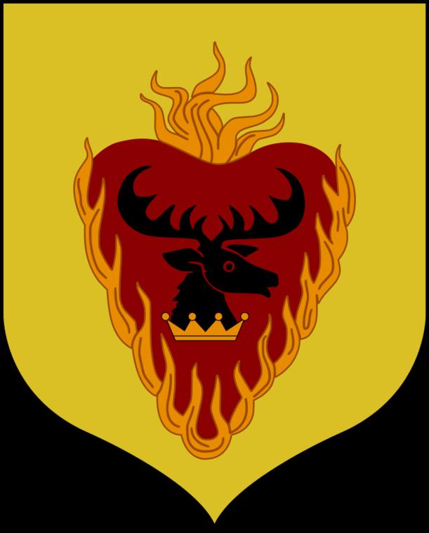 Ród Baratheon ze Smoczej Skały