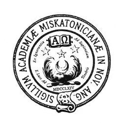 Seal of Miskatonic University