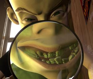 Sid Phillips Scary Teeth