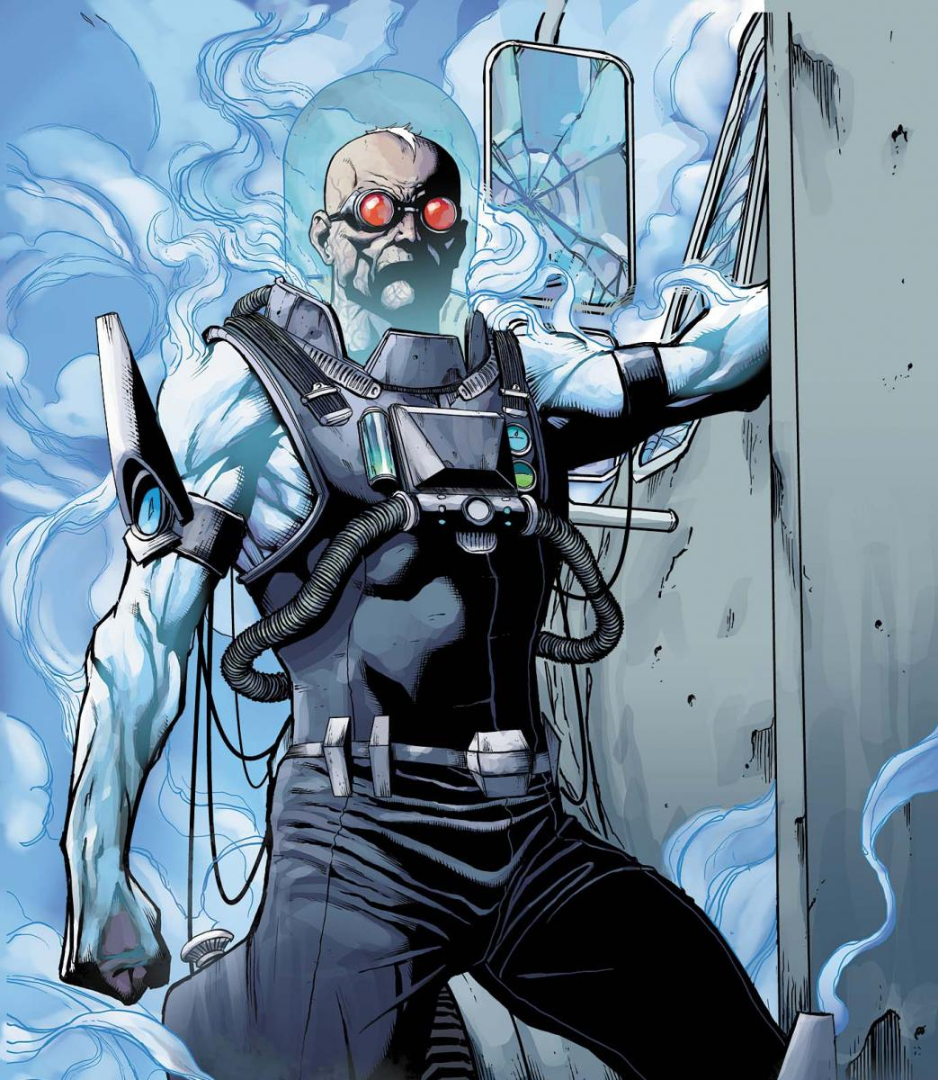 Mr. Freeze (DC)