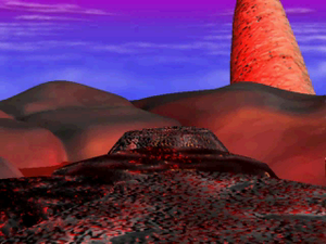 Bowser's Magma Mountain 6