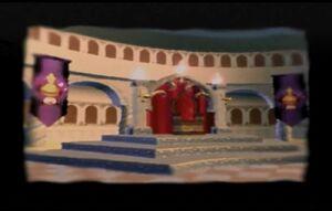 King Ripto's Throneroom