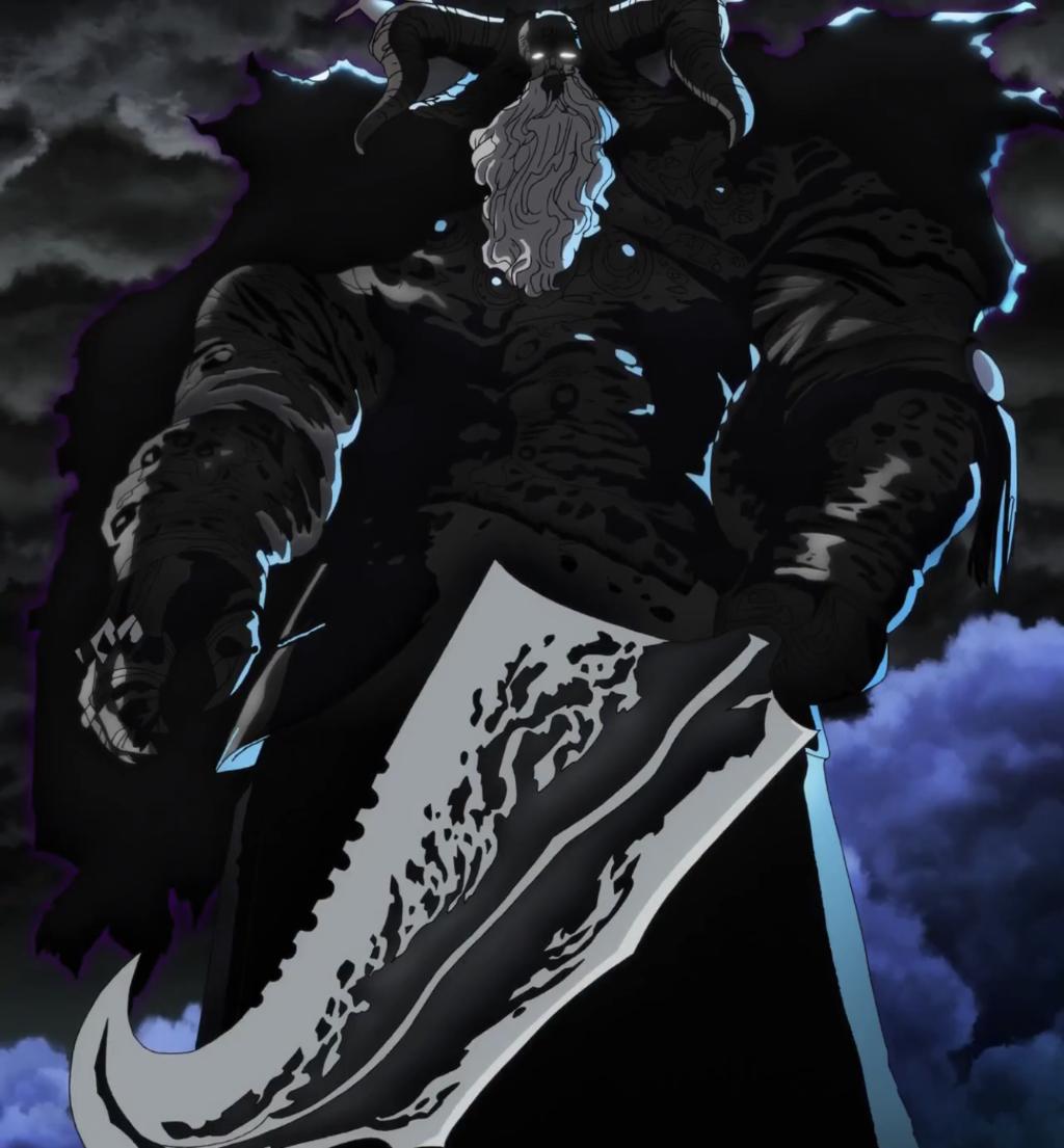 Król Demonów (Nanatsu no Taizai)