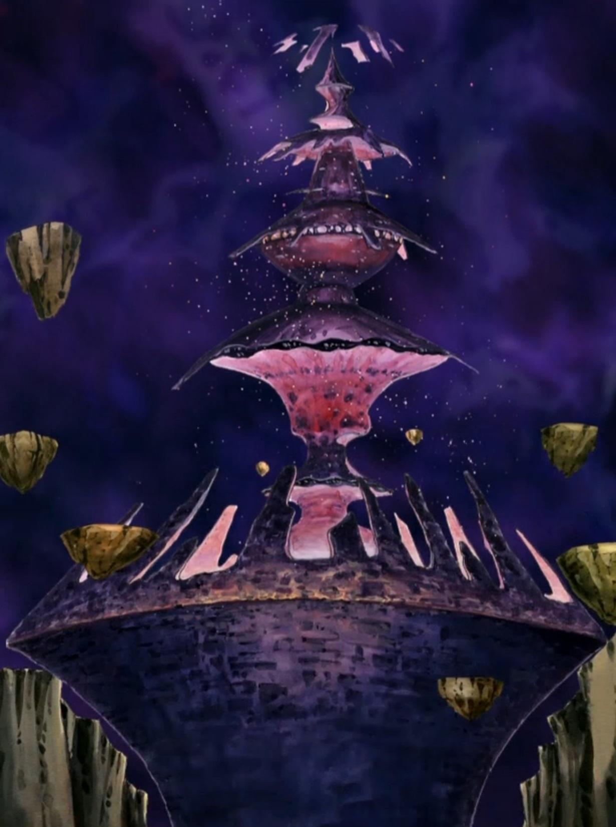 Cherubimon's Castle