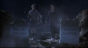 Addams Family are they dead