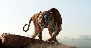 Shere Khan rising to power