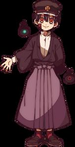Tsukasa's anime design