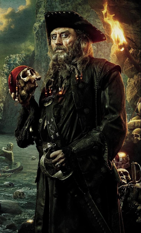 Czarnobrody (Piraci z Karaibów)