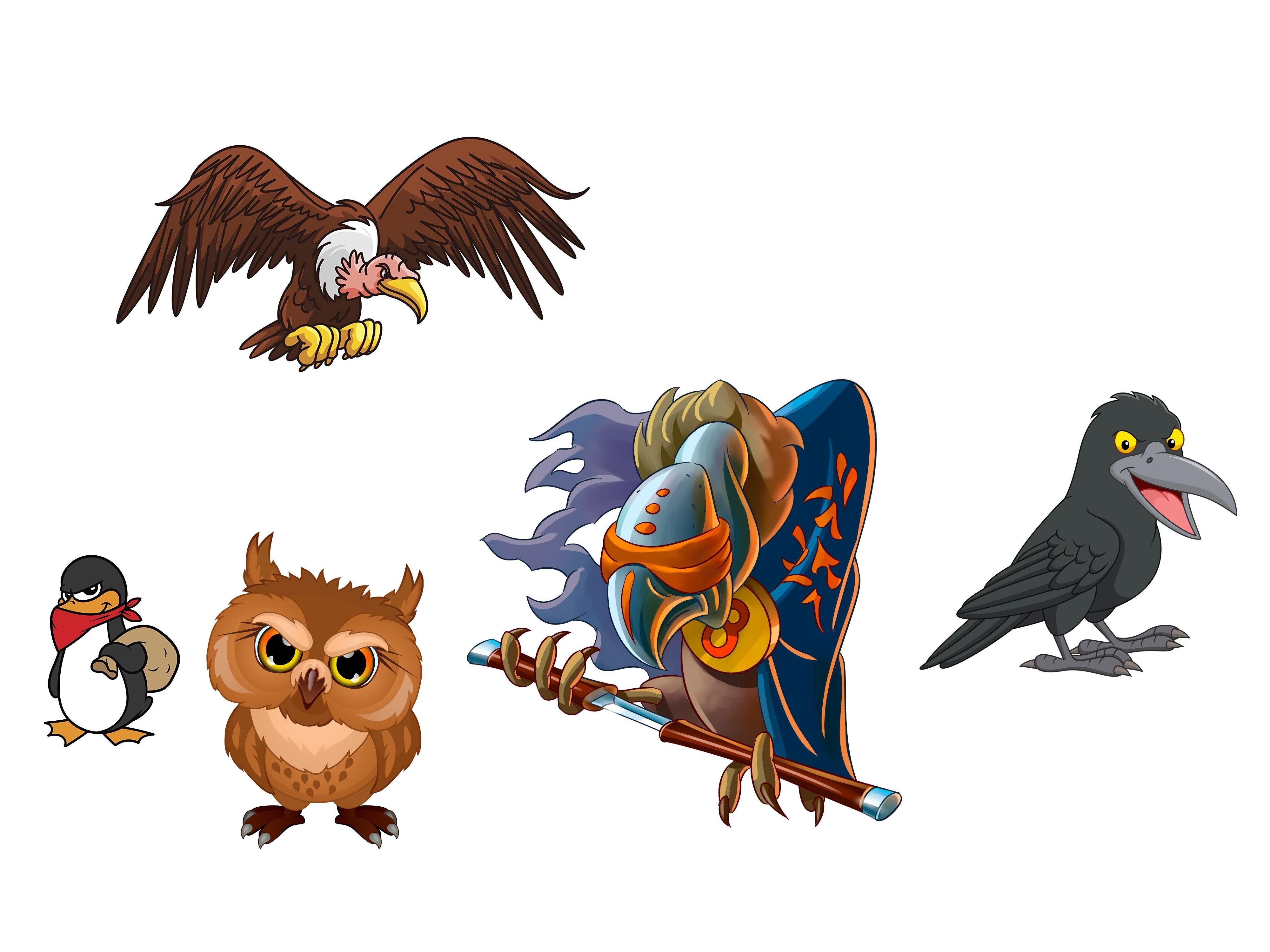 Malevolent Birds