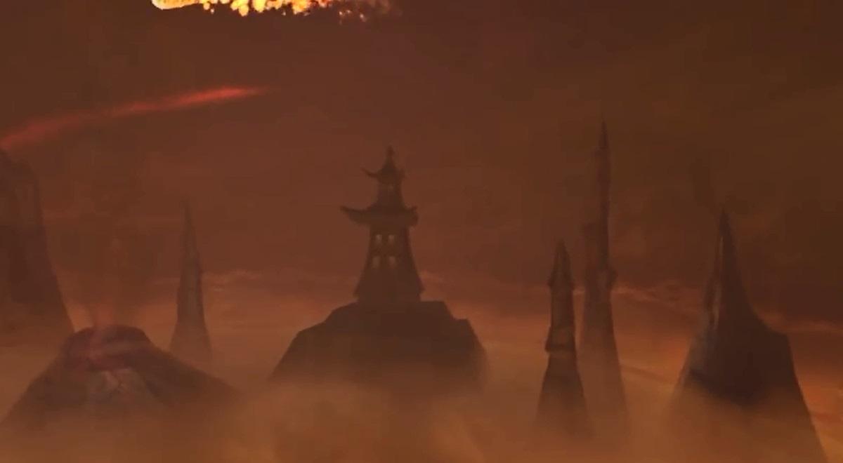 Shinnok's Spire