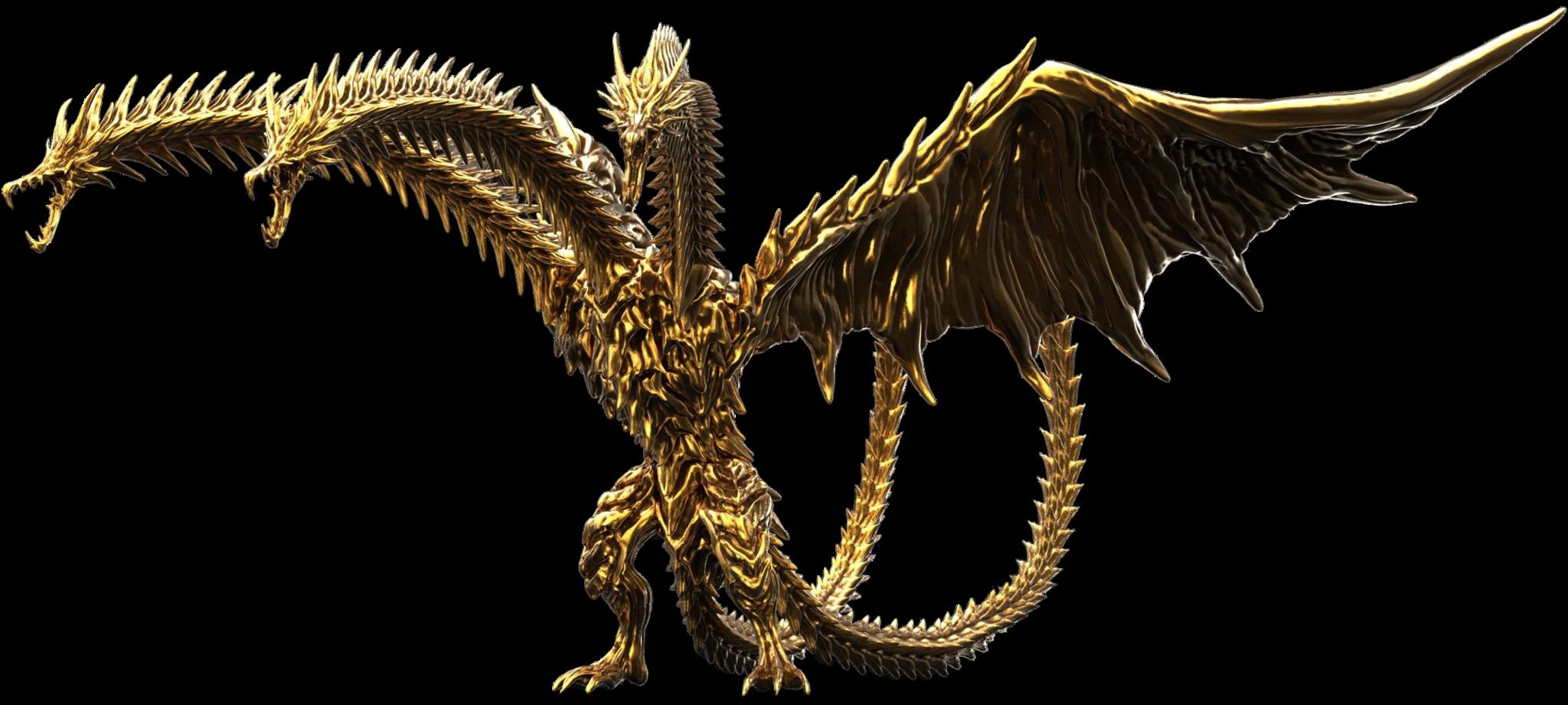 Król Ghidorah (Anime)