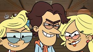 The Miller Family's evil grins