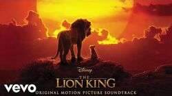 """Hans Zimmer - Stampede (From """"The Lion King"""" Audio Only)"""