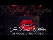 Digital Daggers - The Devil Within -Official Lyric Video-