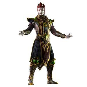 Lord Shinnok the Elder God of Vice