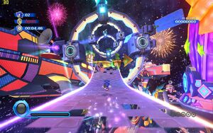 The Starlight Carnival Park