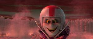 Turbo cybug candy evil grin