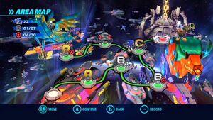 The Starlight Carnival Zone