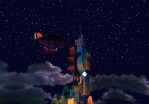 Cortex Castle