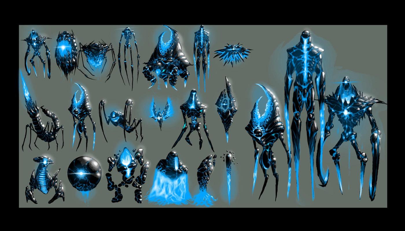 Hostile Aliens