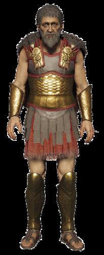 Nikolaos ze Sparty