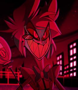 Alastor face