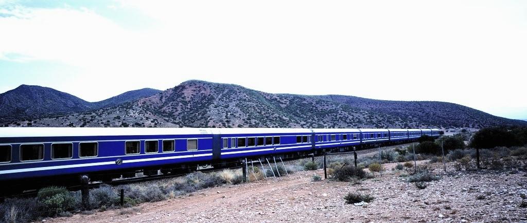 Blue Train Massacre