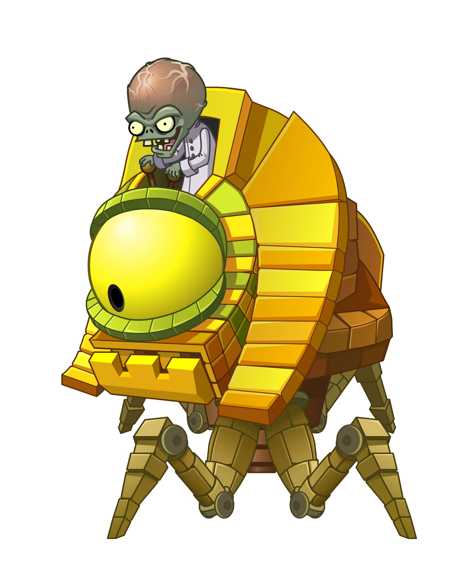 Zombot Sphinx-inator