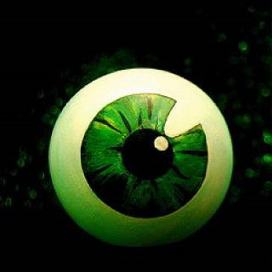 Emerald Eye of Ekron