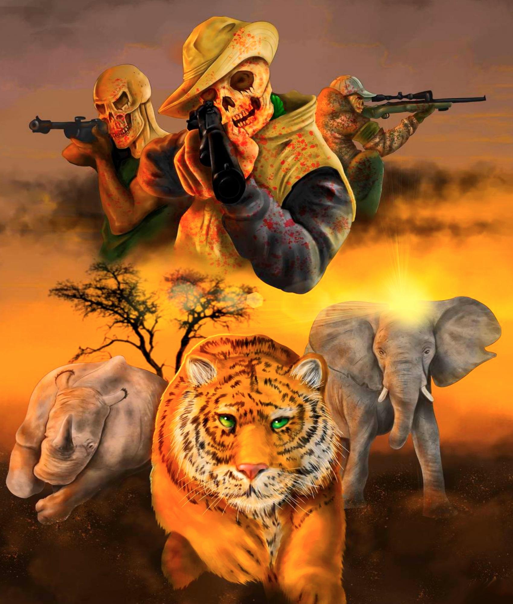 Evil Poachers